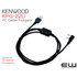 Kenwood KPG-22U  PC Programmeringskabel USB-Kenwood Twin Jack (TK-Serie & TH-Serie)