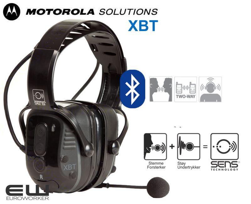 Motorola RLN6491A - XBT Bluetooth Industry Headset dc9b1f43caf73