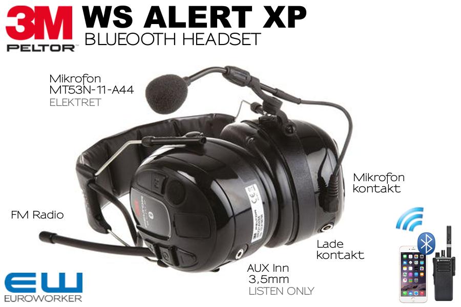 8c26a643d 3M Peltor WS Alert XP (bluetooth)