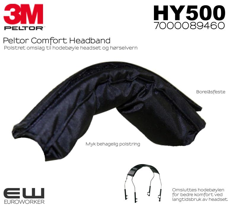add34f77e 3M Peltor HY500 Comfort Headband