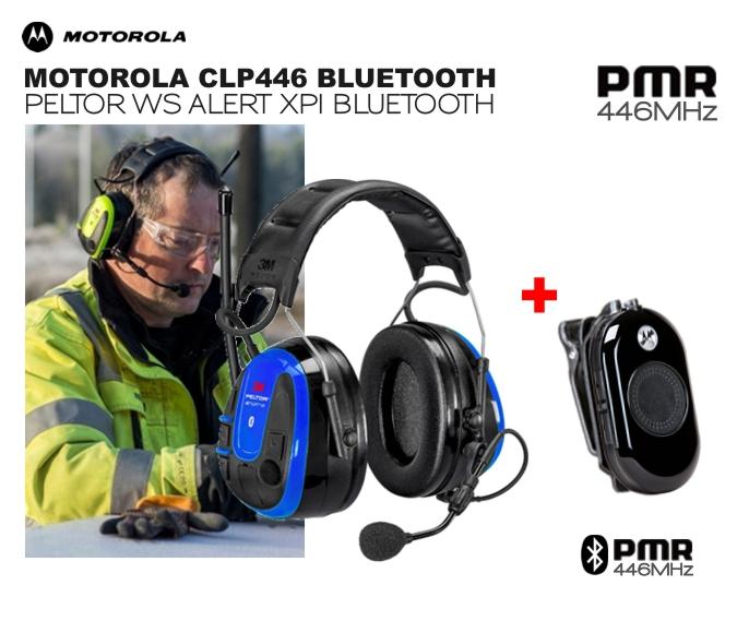3M Peltor WS Alert XP , Bluetooth Industri Headset