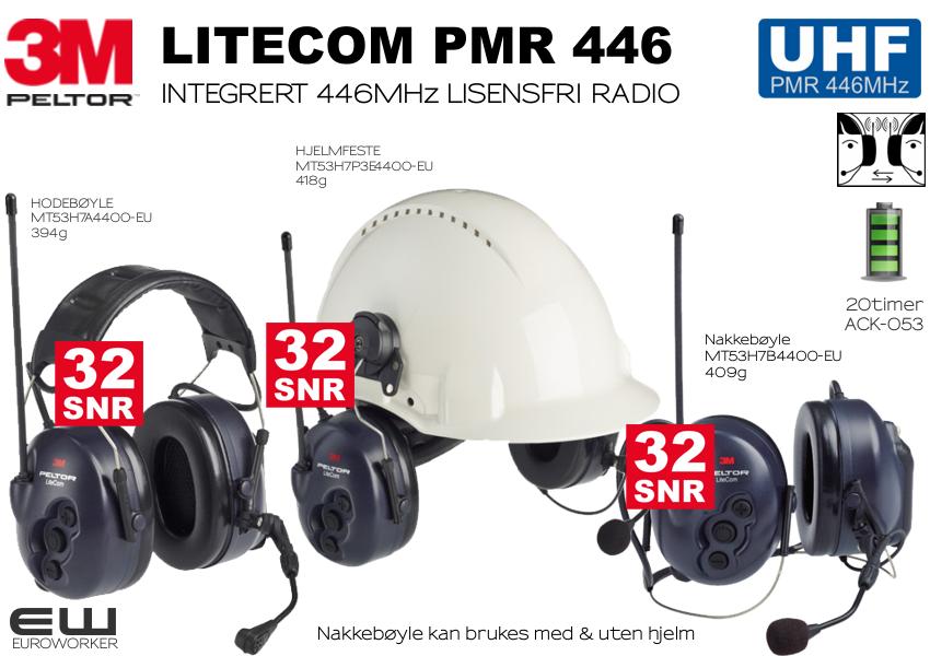 f7cdea815 3M Peltor LiteCom PMR (446MHz)