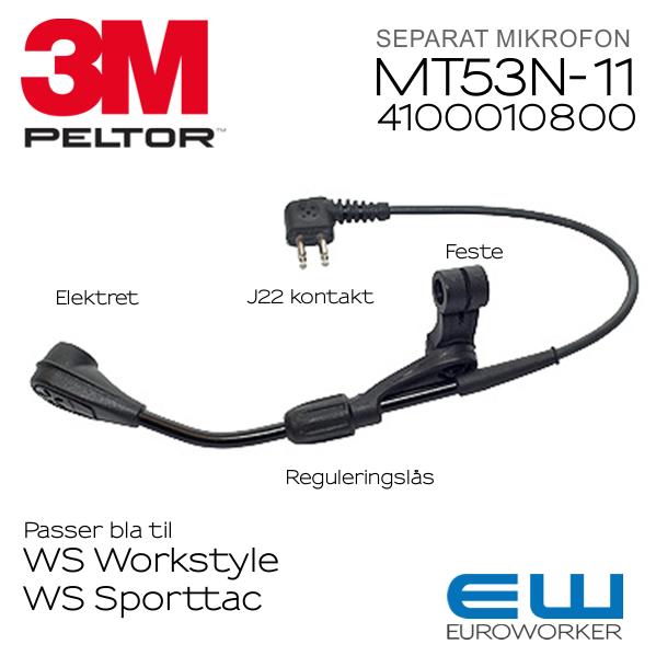 cf6b075f3 3M Peltor MT53N-11
