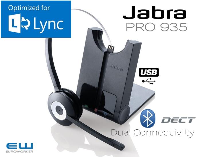 44d943a01 Jabra PRO 935 Dual Connectivity Headset