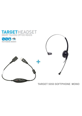 Target Headset 550 Office USB