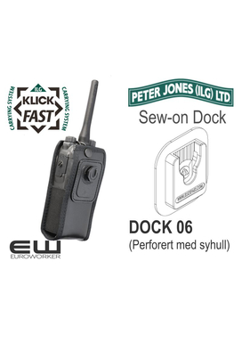 Peter Jones - Klick Fast - Sew on Dock (DOCK 06)