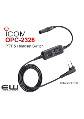 Icom OPC-2328 PTT Switch
