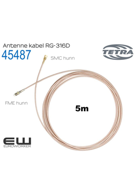 45487 - Antenna Cable RG-316D