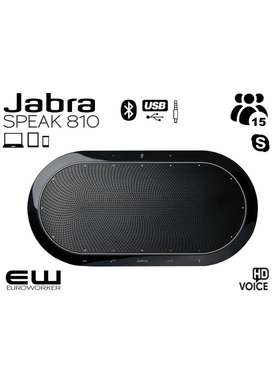 Jabra Speak 810 UC & MS   7810-109 -  7810-209