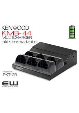 Kenwood KMB-44K 6-Unit Charging Rack