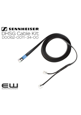 Sennheiser DHSG Cable Kit (D0062-0011-34-00)