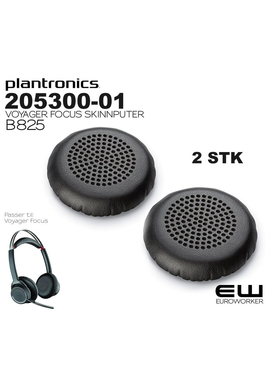 Plantronics Focus Skinnputer (2pack)(205300-01)