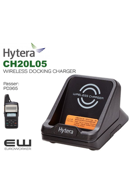 Hytera CH20L05 Wireless Docking Charger til PD365