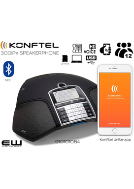 Konftel 300IPx Speakerphone (910101084)