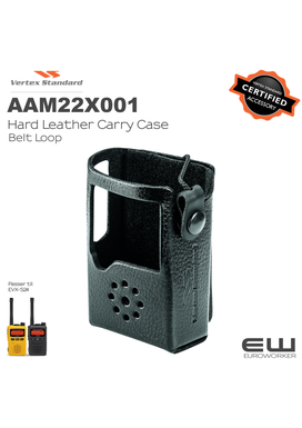 AAM22X001  -Hard Leather Carry Case   Hard Leather Carry Case