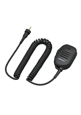 Kenwood EMC-13 Headset Clip microphone with Earphone (STD)