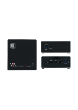 Kramer VIA Connect Pro Bundle Presentation Hub LAN 4xScr 2xVIA-Pad