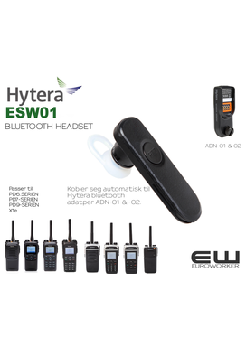 Hytera ESW-01 Bluetooth Headset