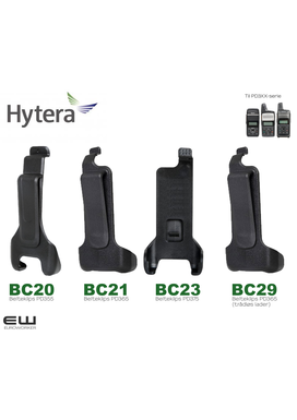 Hytera Beltefeste BC20, BC21, BC23, BC29 for PD365, PD355, PD375)