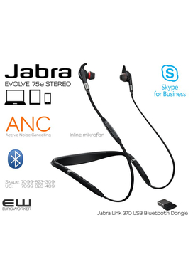 Jabra Evolve 75e MS SfB ( 7099-823-309)
