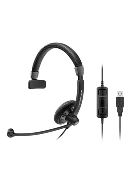 Sennheiser Culture Plus SC40 USB Mono (MS 506498 & CTRL 506500)