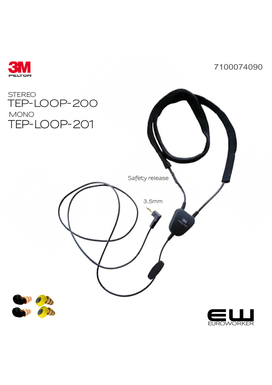 3M Peltor TEP-LOOP (3,5mm)