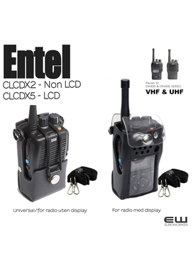Entel CLCDX2 & CLCDX5 Heavy Duty Case (DX400, DN400)