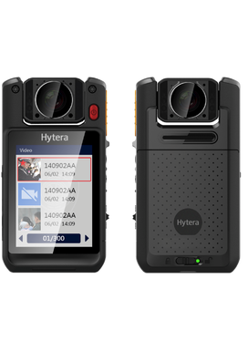 HYTERA  VM780 - Body Worn Camera (32 GB)