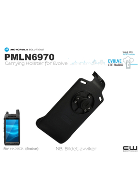 Motorola PMLN6970 - Carrying Holster for Evolve