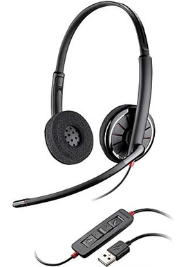 Plantronics C320 Blackwire (DUO) - 85619-01