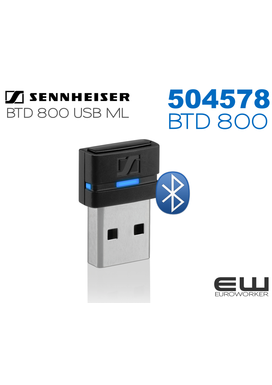 Sennheiser BTD800 Blootooth Nano Dongle