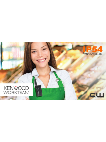 Kenwood PKT-23 PMR Radio