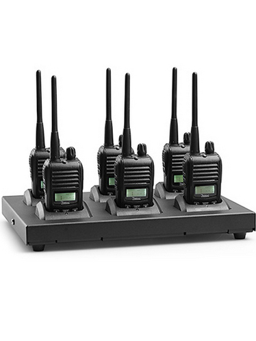 Zodiac Freetalk Pro Bundle med Multicharger (Analog, 444MHz & 446 MHz)