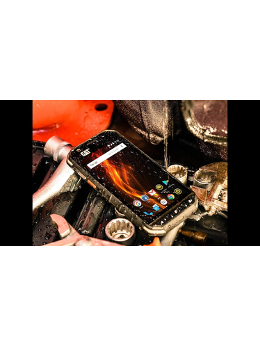 Cat S31 PTT Smartphone IP68 (CS31-DAB-EUR-EN)