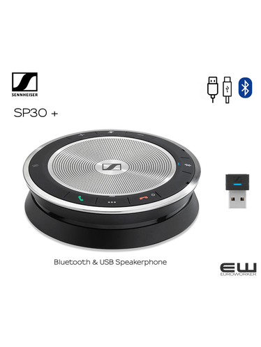 Sennheiser SP30 + (bluetooth, USB-C)