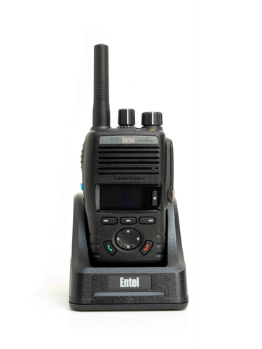 Entel DN495 4G LTE WiFi Radio (EU PTT, IP68)